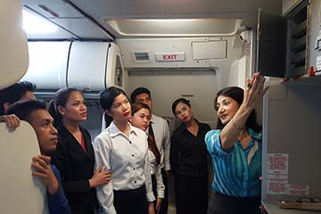 Flight Attendant (FA) / Cabin Crew Training